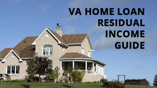 Calculate Your VA Residual Income. See Residual Income Tables.