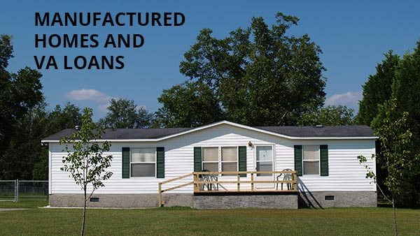 Va loan manufactured homes