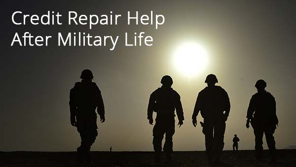 Credit Repair DIY Tips for Military Veterans