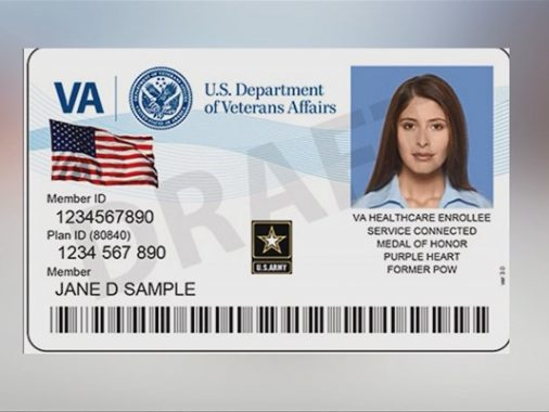 New VA ID Cards Only Available For Some Veterans