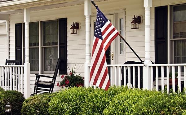 Where veterans buy homes with VA loans