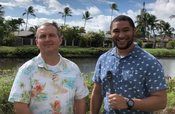 bernard-edwards-interviews-chad-vasquez-in-hawaii