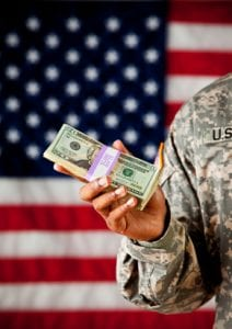 Saving money with a VA cash out refinance