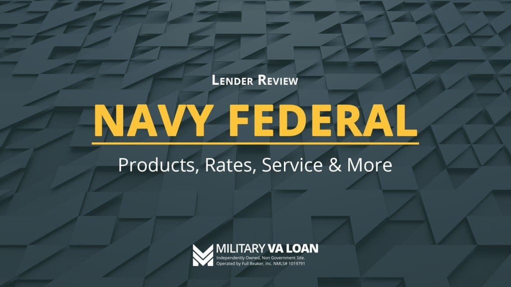 Navy Federal Lender Review for 2021