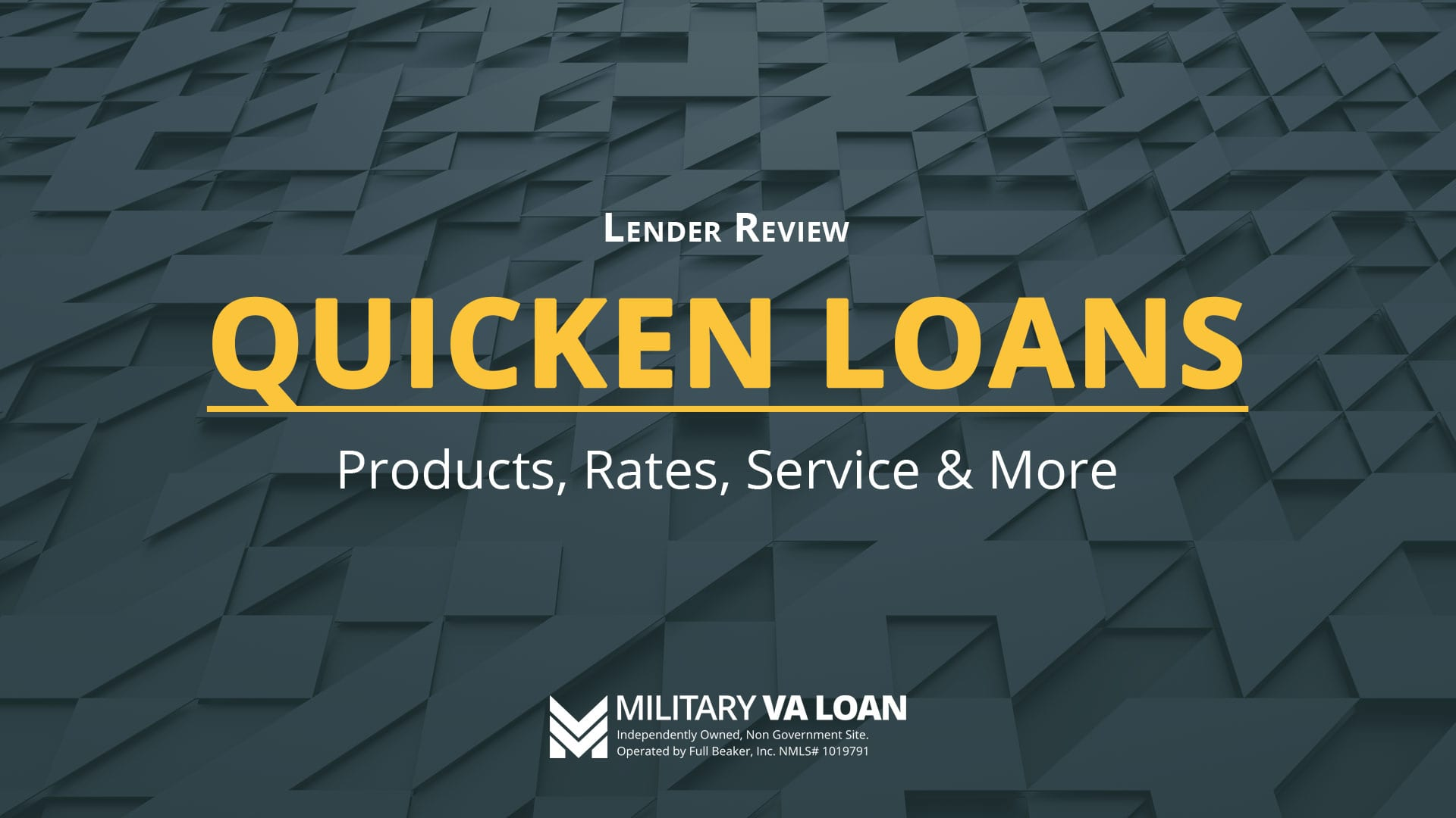 Quicken Loans Lender Review For 2020