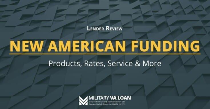 New American Funding Lender Review